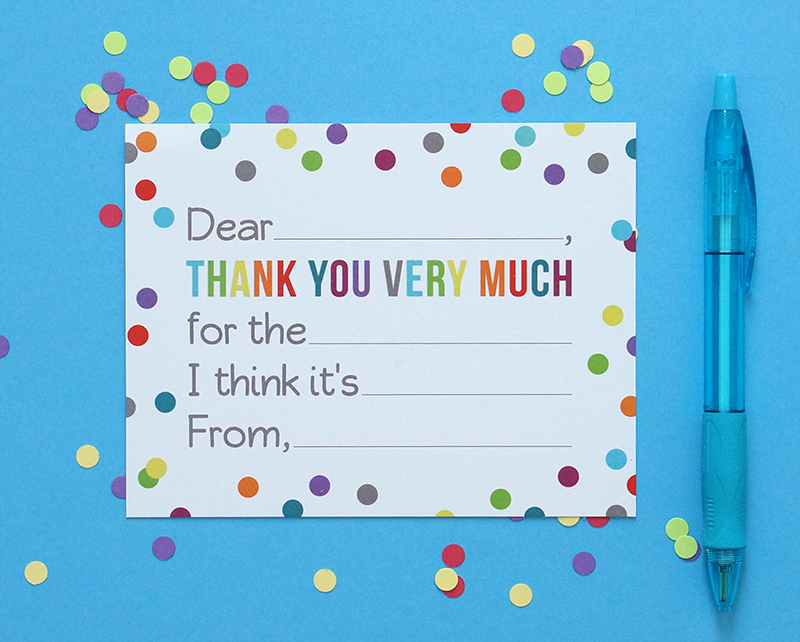 fill in the blank thank you notes wedding advice cards